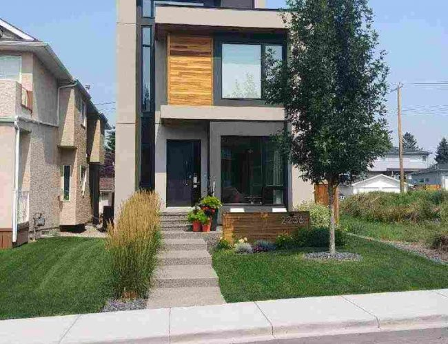 South Calgary Home, SAM Award Winner